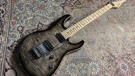 Test Guitare - Suhr M6 de 2013 - Une superbe machine de guerre quasi parfaite