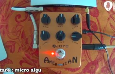 Le son Fender dans une pédale à 30€ avec la American JF-14 Joyo, possible ou pas ?