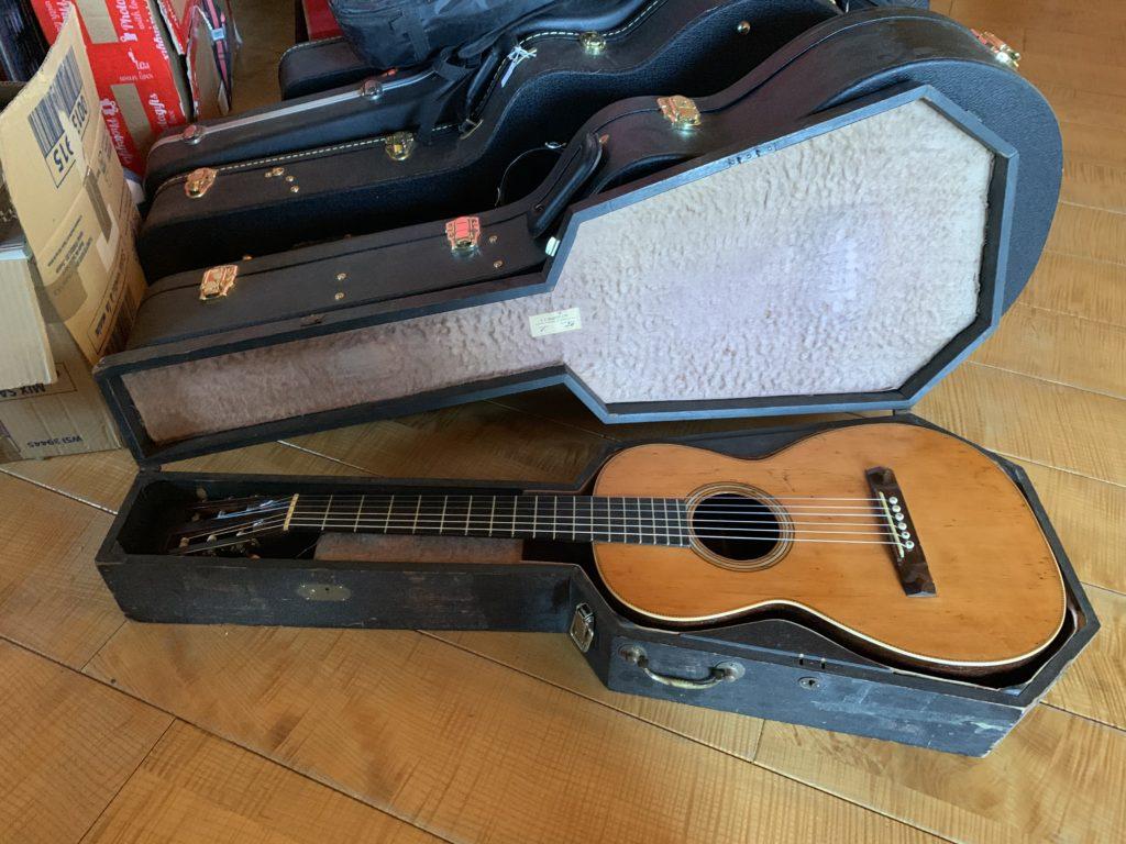 Vieillissement des guitares - Chronique Lutherie Franck Cheval