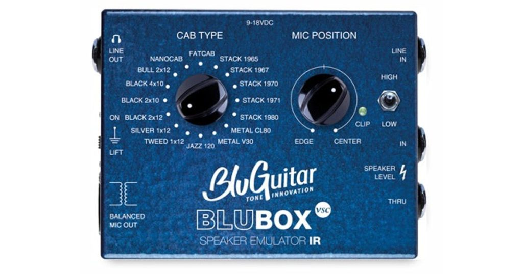 BluBox BluGuitar