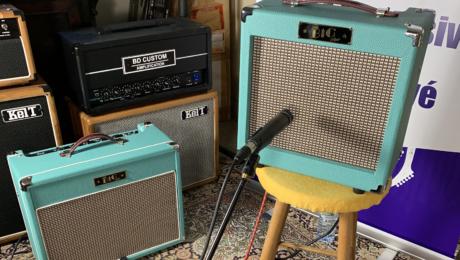 Test Gibson Les Paul Faded 2007 et Little Big Amp 5w