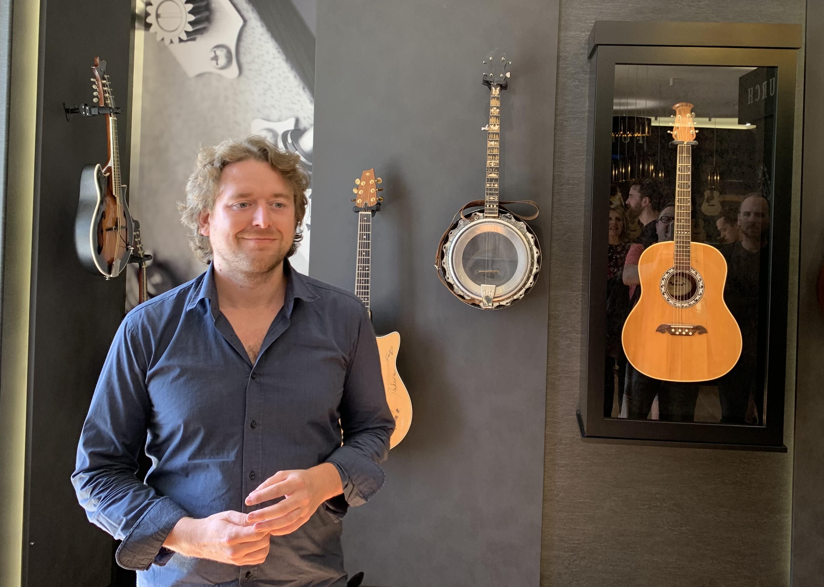 Visite showroom et usine Furch Guitars et interviews revendeurs français