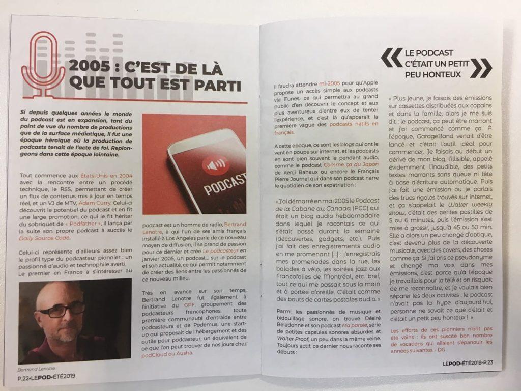 L'inspiration de La Chaîne Guitare date de... 2005 ! - lepod.fr