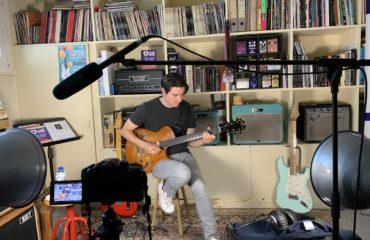 Mike Moreno interview - Interview Confinement depuis Brooklyn le 05/04/20