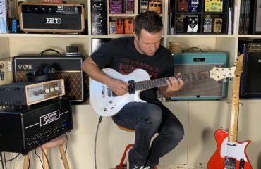 Alex Cordo, interview guitare à la main d'un shredder mélodique