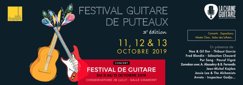 Festival Guitare de Puteaux 2019