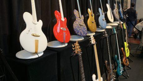 Guitar Summit 2019 - Jour 1 : visite du salon, interviews, masterclass Paul Gilbert