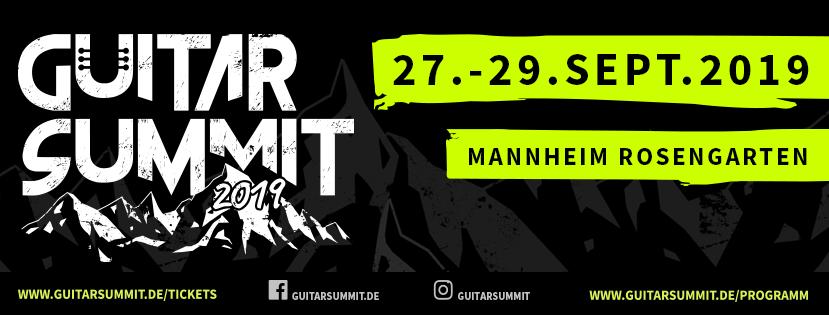 Guitar Summit 2019
