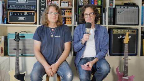 Festival Guitare et Guérison 2019 - Interview organisateur Sébastien Bey