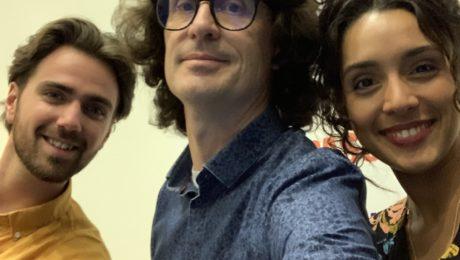 Interview duo Kaïnos composé de Stella au chant et de François à la guitare - Issoudun 2019