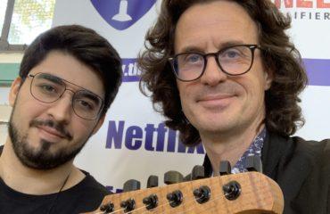 Interview luthier Albert Morillo - AMS Guitars