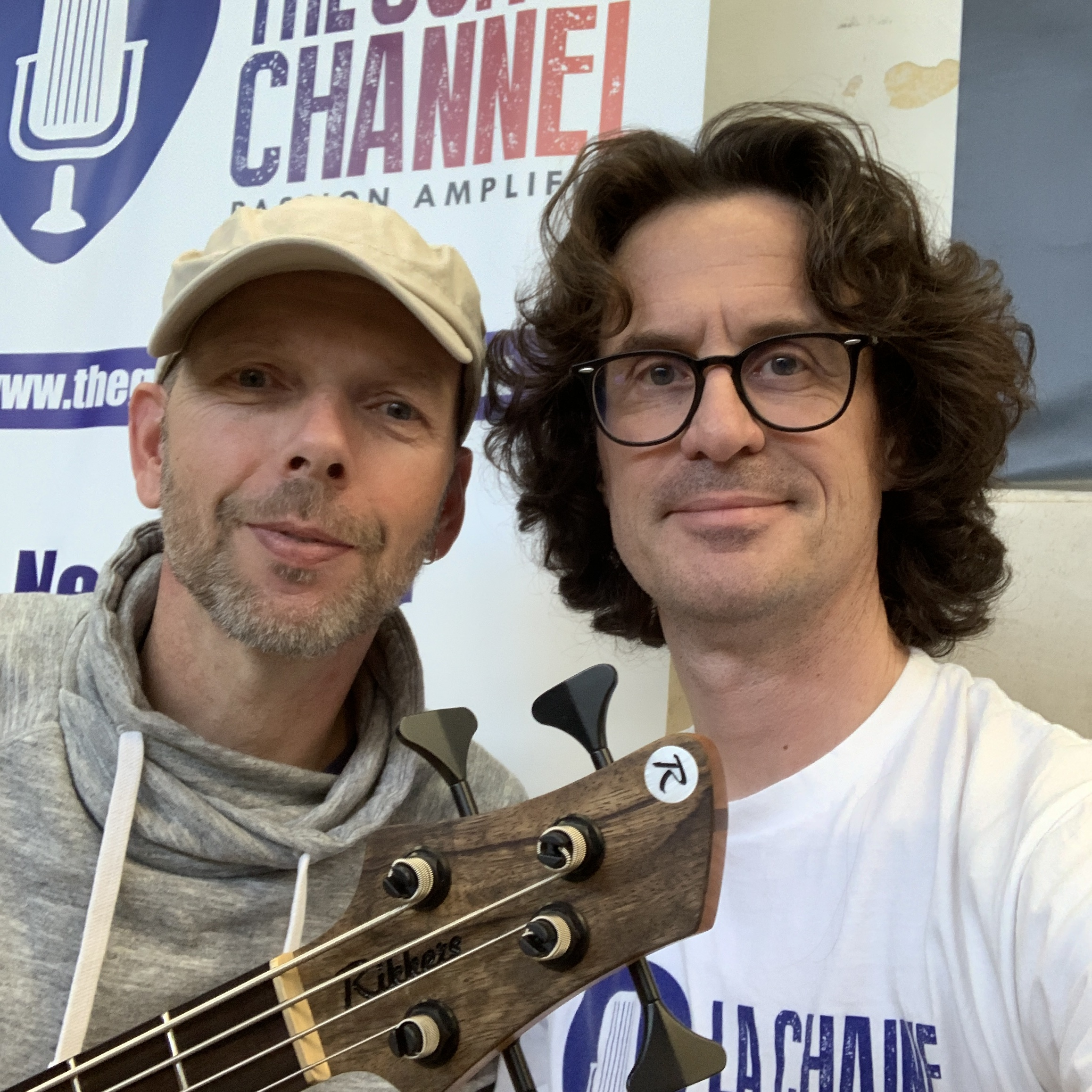 Rikkers Guitars interview luthier Ferdinand Rikkers - Madrid Luthier Guitar Show 2019