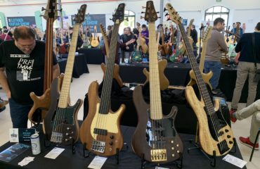 Interview luthier Jean-Marc Van Loo - Madrid Luthier Guitar Show 2019