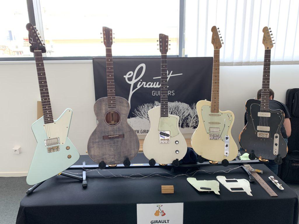 Reportage Festival Guitare de Puteaux 2019 - Vendredi - Tony Girault