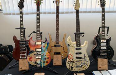 Un samedi au Festival Guitare de Puteaux 2019 - Visite du salon des luthiers