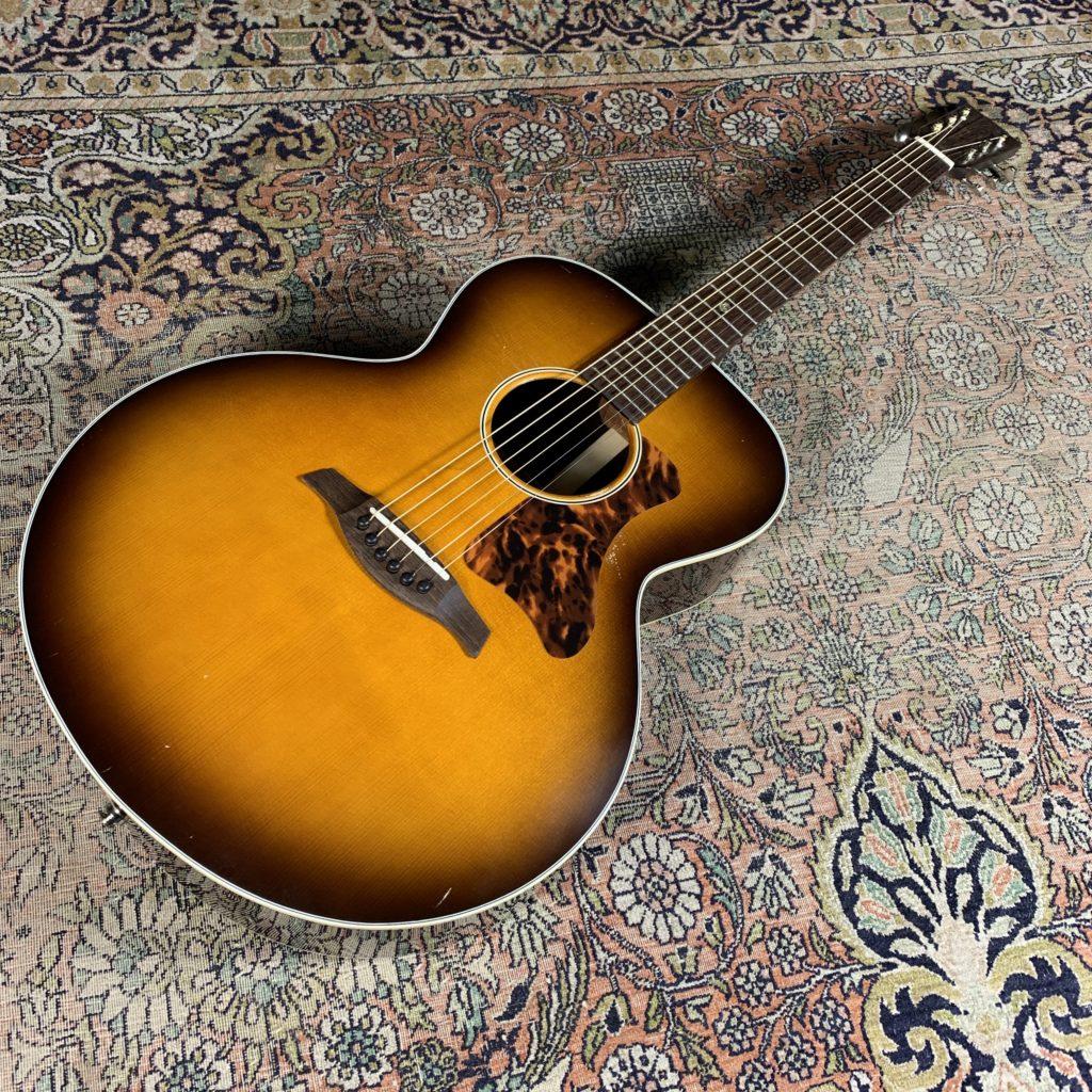 Blind Guitars modèle B-51 - Test guitare acoustique de luthier
