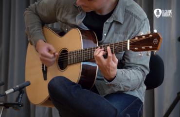 Puteaux 2019 - Atelier Guitares & Compagnie - Luthier Antoine Jourdan - Musicien : Hugo Martin