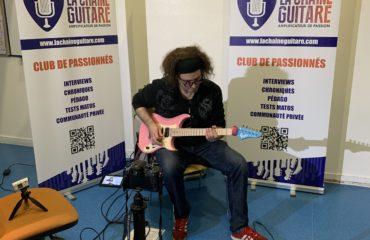 Interview Youri de Groote, le shredder mélodique belge à Issoudun