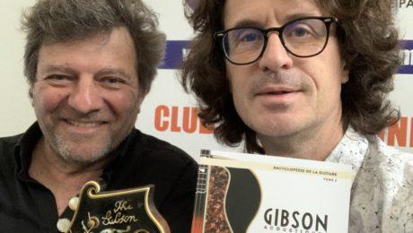 Interview Christian Séguret - Encyclopédie guitares Gibson acoustiques Vol. 2