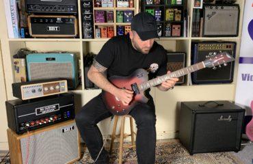 Interview Richard Daudé, le shredder de l'école Guitar Academy Nîmes