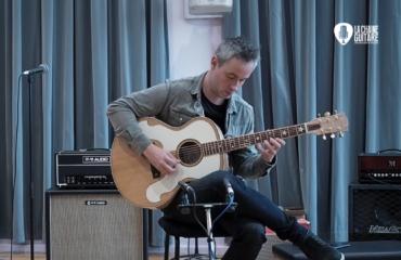Puteaux 2019 - Guitares Sacha Stefanovic - Musicien : Hugo Martin