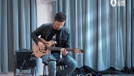 Puteaux 2019 - Killer Mega Guitars / Ampli GSS / Pédales Doc Music Station - Musicien : Saturax