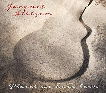 "Jacques Stotzem interview guitare à la main autour de ""Places We Have Been"""