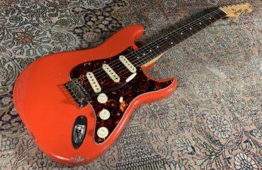 Handyman Custom Guitars Strat 60 - Une belle italienne racée !