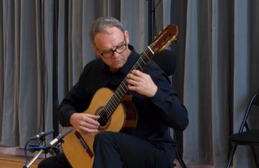 Puteaux 2019 - Guitares Youri Soroka - Musicien : Leszek Helinski