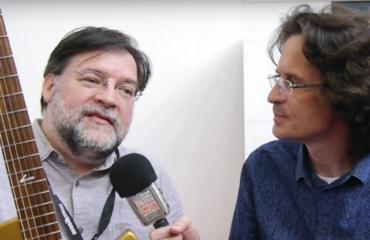 Soultool Guitars - Interview Egon Rauscher - Musikmesse 2017