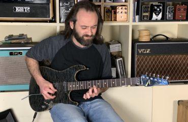 Interview Stéphane Boget, virtuose de la Super Strat