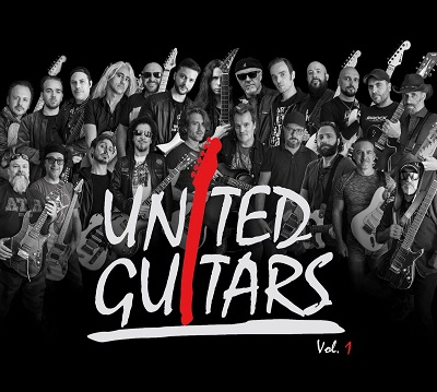 United Guitars Vol1 - Page Facebook