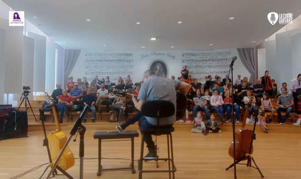 Festival Guitare de Puteaux 2019 - Concert de démo