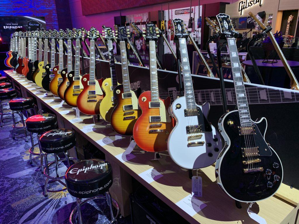 Gibson NAMM 2020