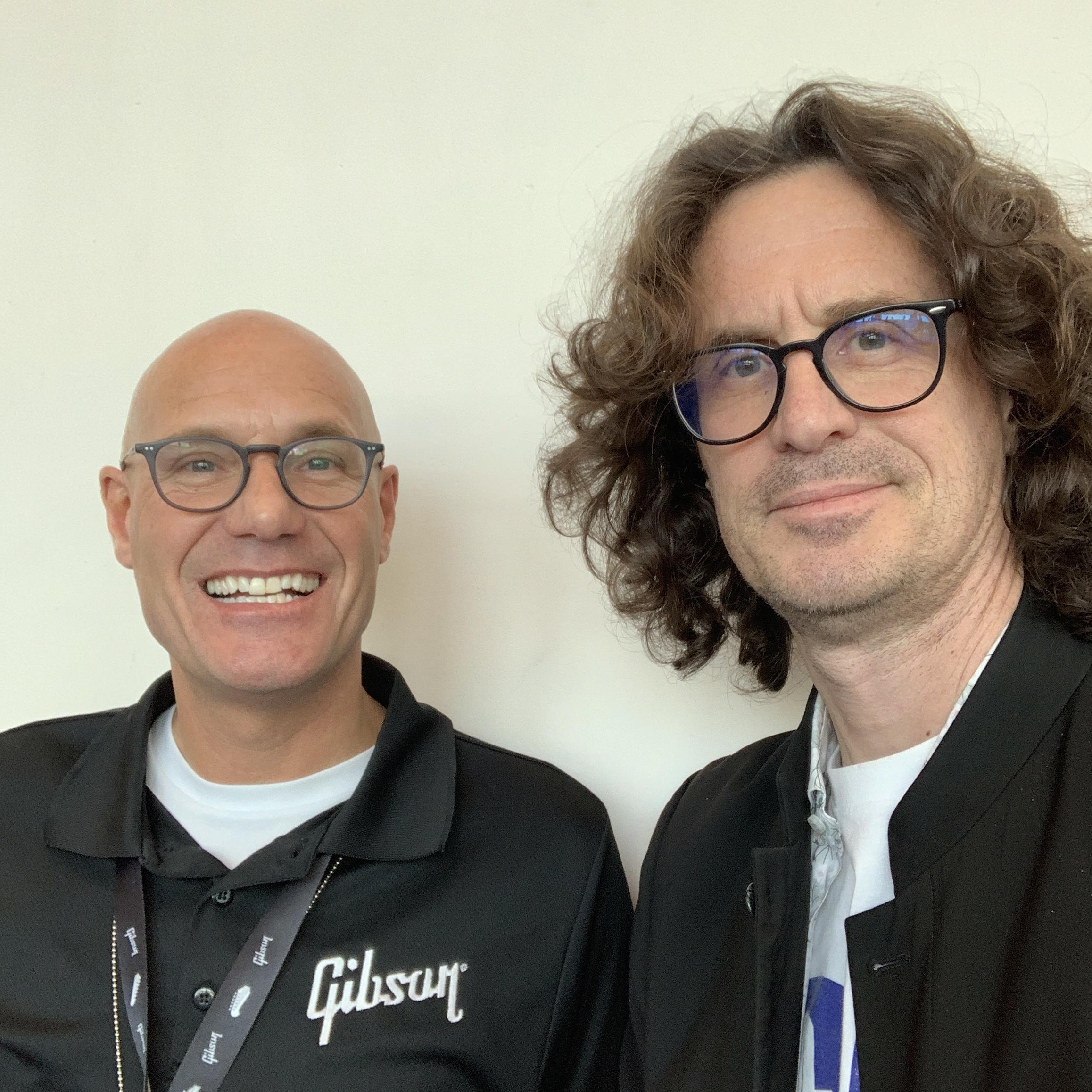 Interview Jim de Cola, master luthier et product development manager chez Gibson