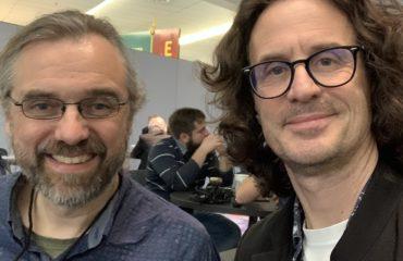Interview de Jens Larsen, un des meilleurs YouTubeur Jazz au NAMM 2020