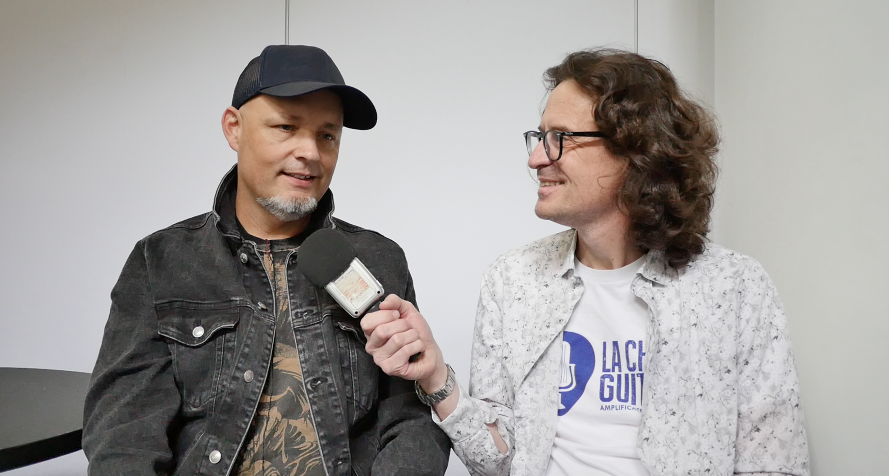 Interview Jude Gold, musicien, journaliste et podcasteur - NAMM 2020