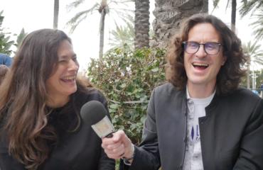 Dernière édition du Holy Grail Guitar Show en 2020, interview Tania Spalt