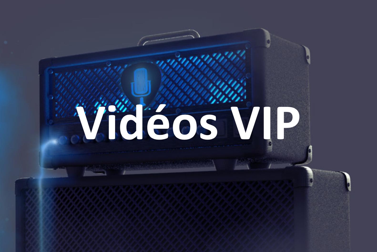 Vidéos en avant-première - Accès abonnés VIP