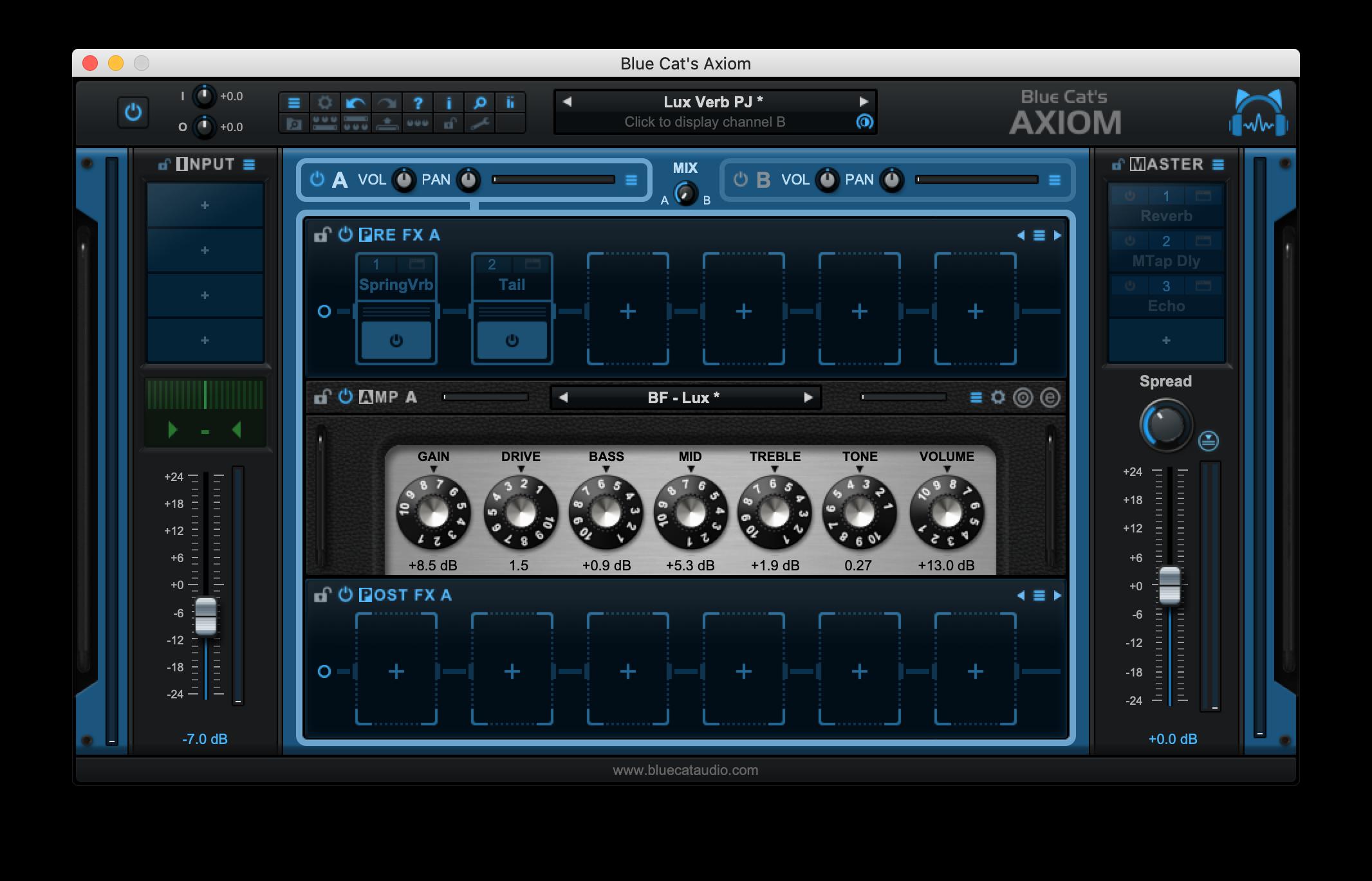 Interview Guillaume Jeulin de Blue Cat Audio - NAMM 2020