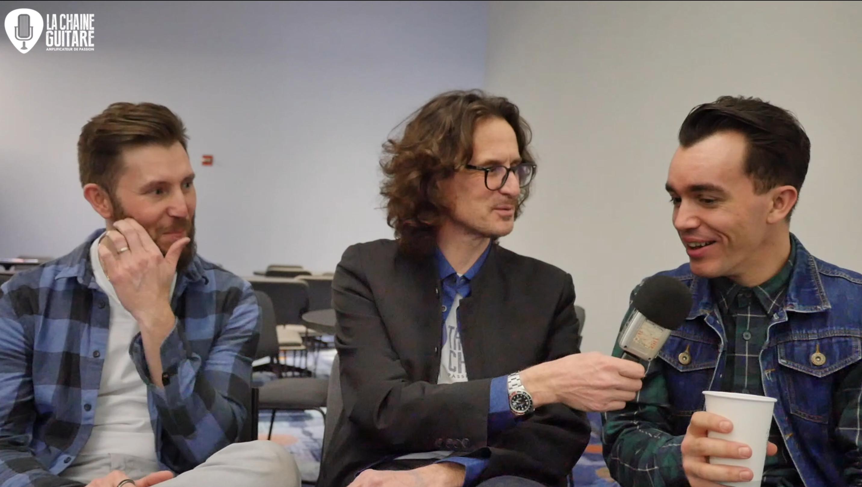 Débrief NAMM 2020 avec Nico Chona et Dimitri Lazardeux de Tone Factory