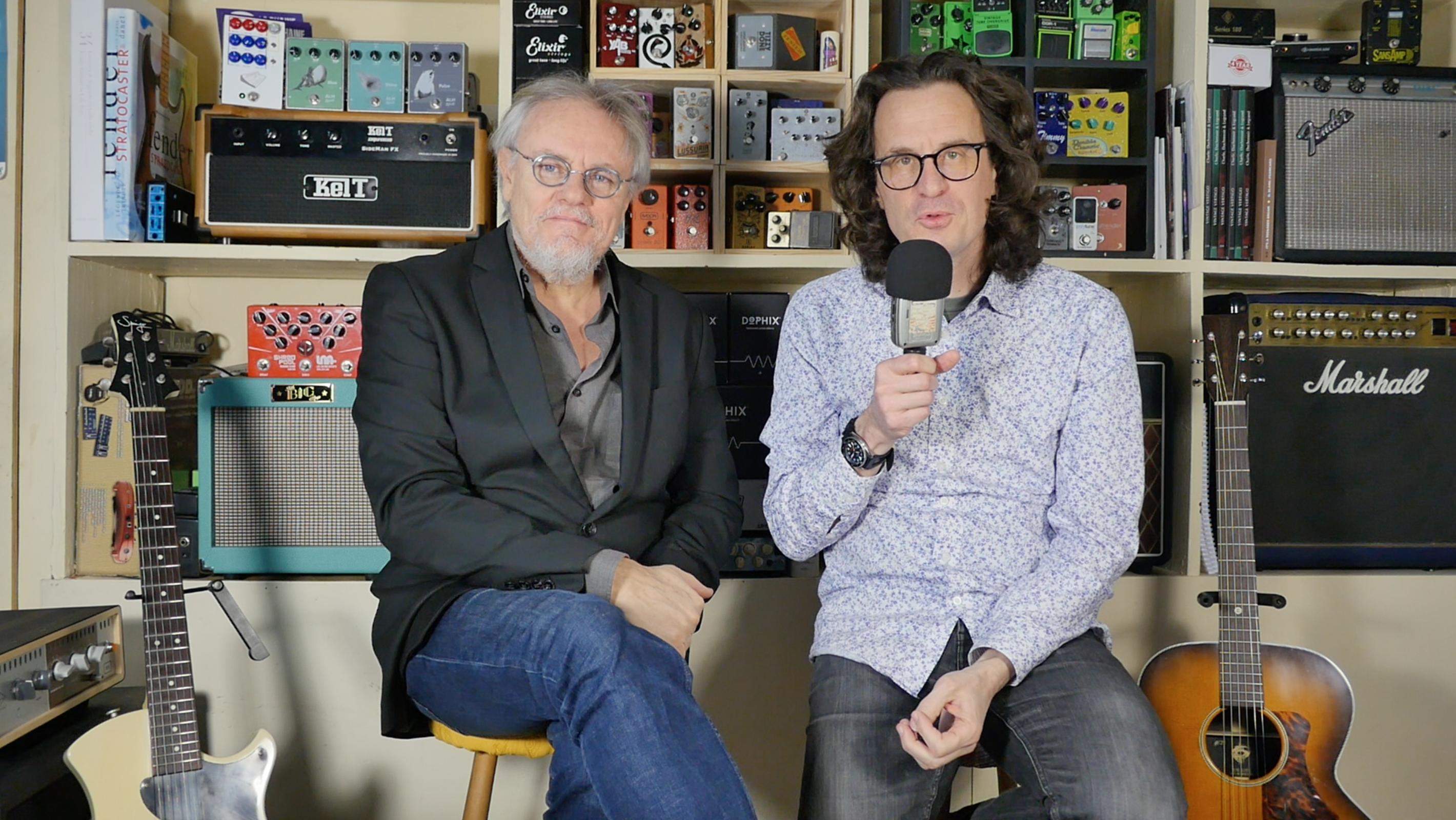 Guitares au Beffroi 2020 - Tout savoir sur la 8ème édition avec le directeur du festival