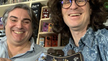 Paroles d'abonnés de La Chaîne Guitare - Témoignage Joël Gombert