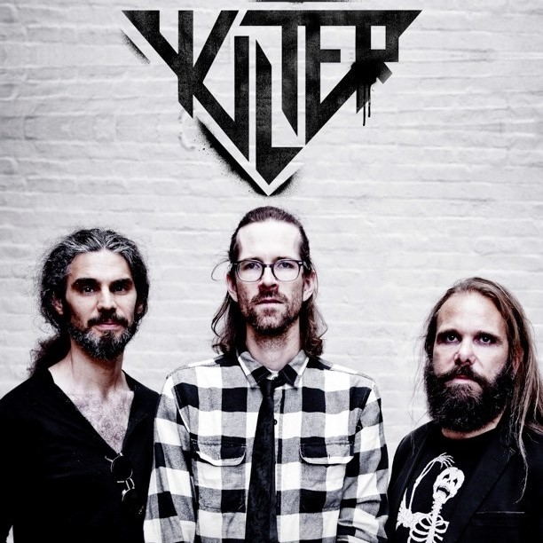 Kilter - Jazz-Metal trio Laurent David
