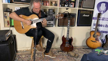 Interview Louis Winsberg avec une Gibson SG à la main - Partie 2/2