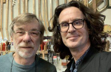 Mike Lewis, son histoire avec Eric Clapton, le coup de fil de George Harrison et d'autres histoires