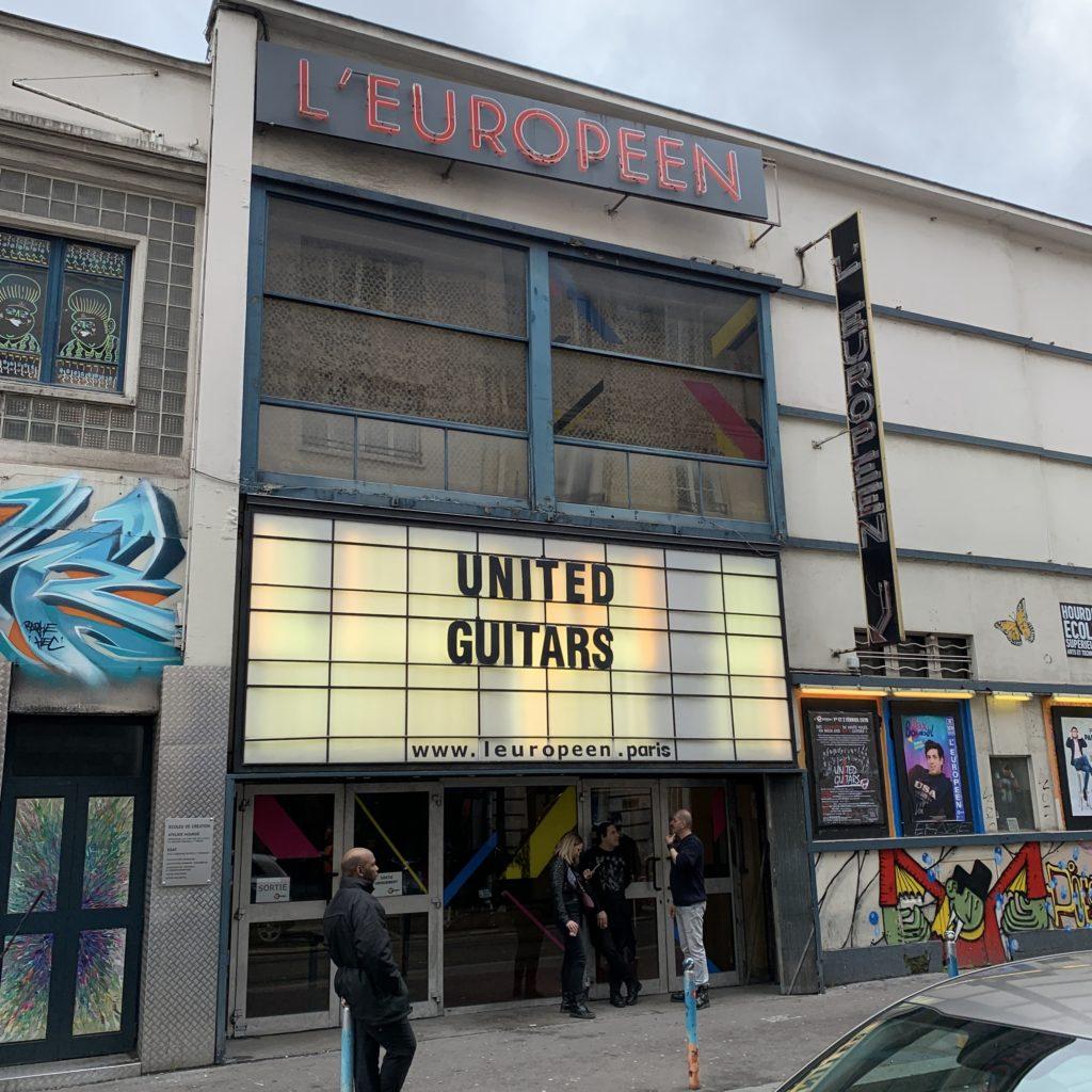 Festival United Guitars #1 - Reportage du dimanche et extraits du concert final