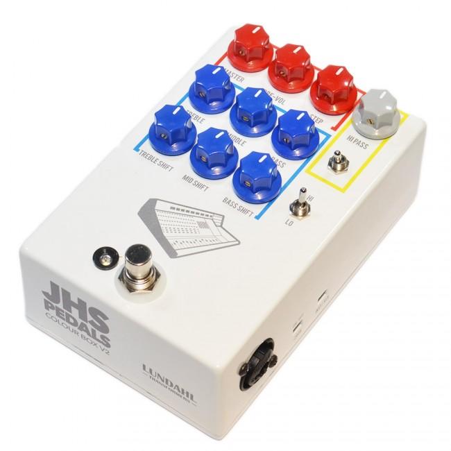 Pédale Colour Box V2 JHS - Chronique de Philippe - Partie 1/2