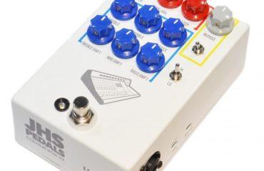 Pédale Colour Box V2 JHS - Chronique de Philippe - Partie 2/2