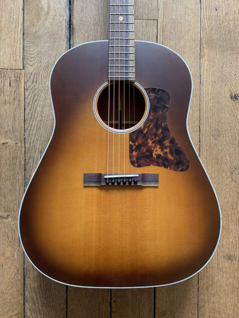 B-42 Blind Guitars, la Dreadnought selon le luthier Virgile Pilon